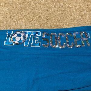 Justice Love Soccer Sweatpants - 12